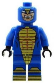 Constrictor - Custom Designed Minifigure